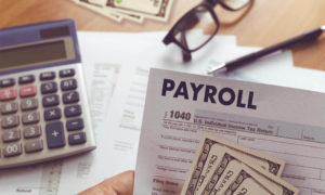 Payroll service image