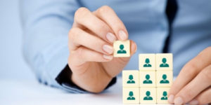 adding one employee as a building block
