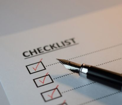 checklist for hiring an independent contractor